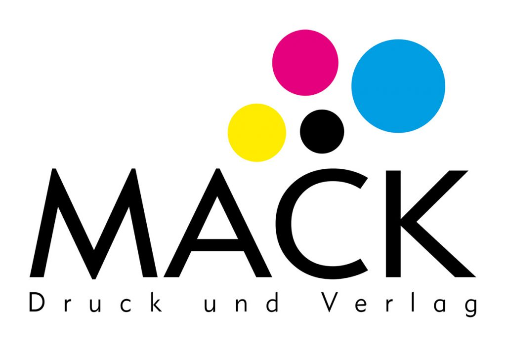 Logo Druckerei Mack GmbH & Co. KG