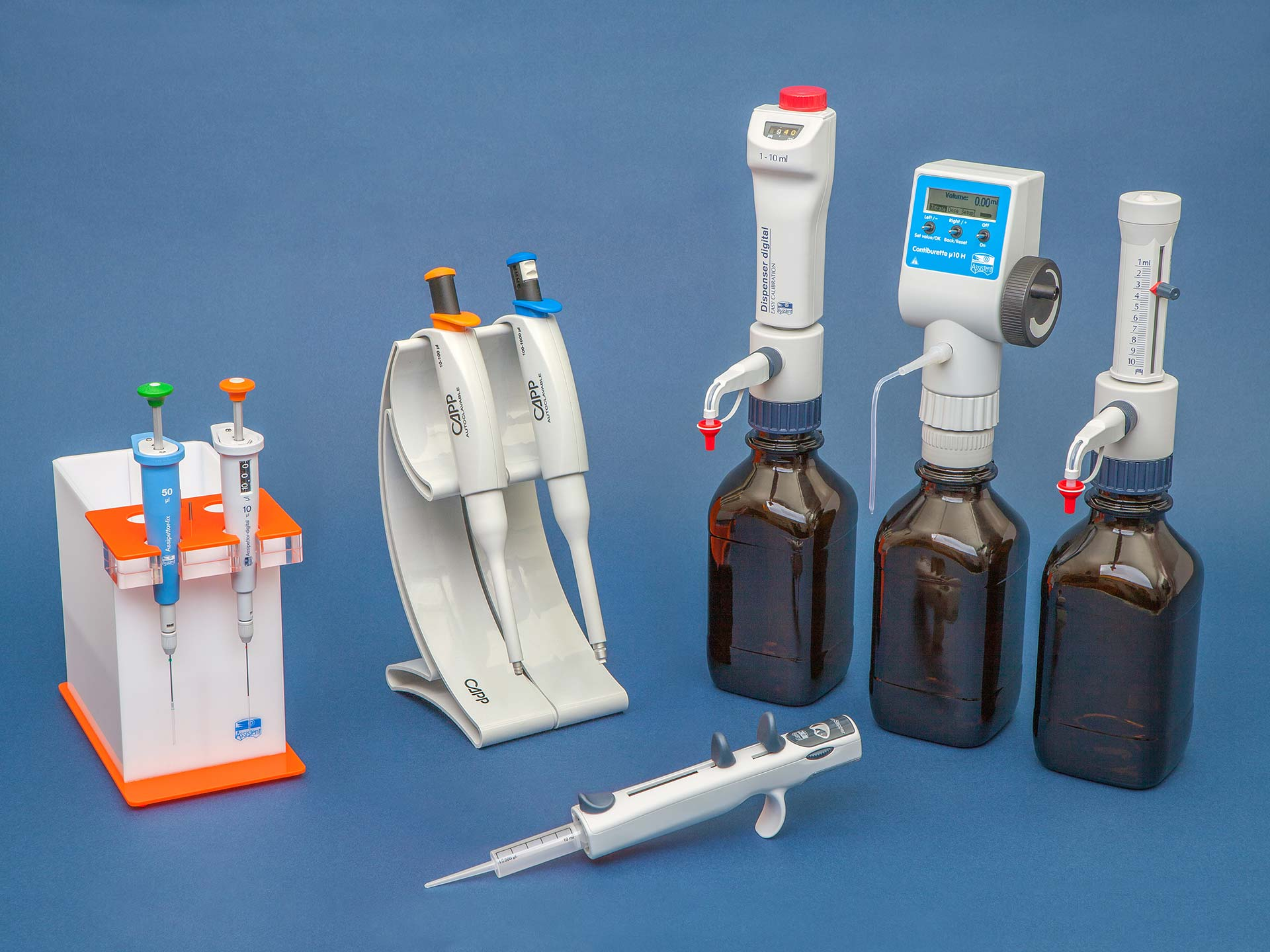 Kategoriefoto Produktgruppe Liquid Handling