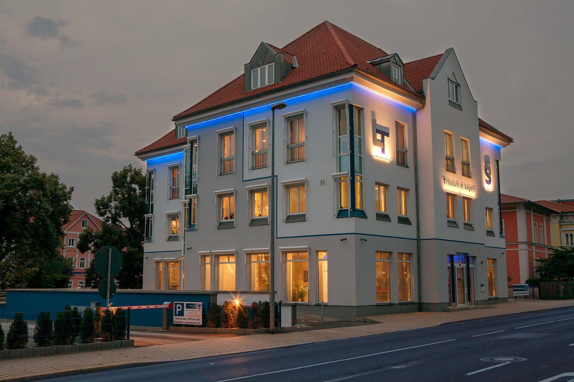 Neu-Ulmer Straße 10 in D-98617 Meiningen/Thüringen
