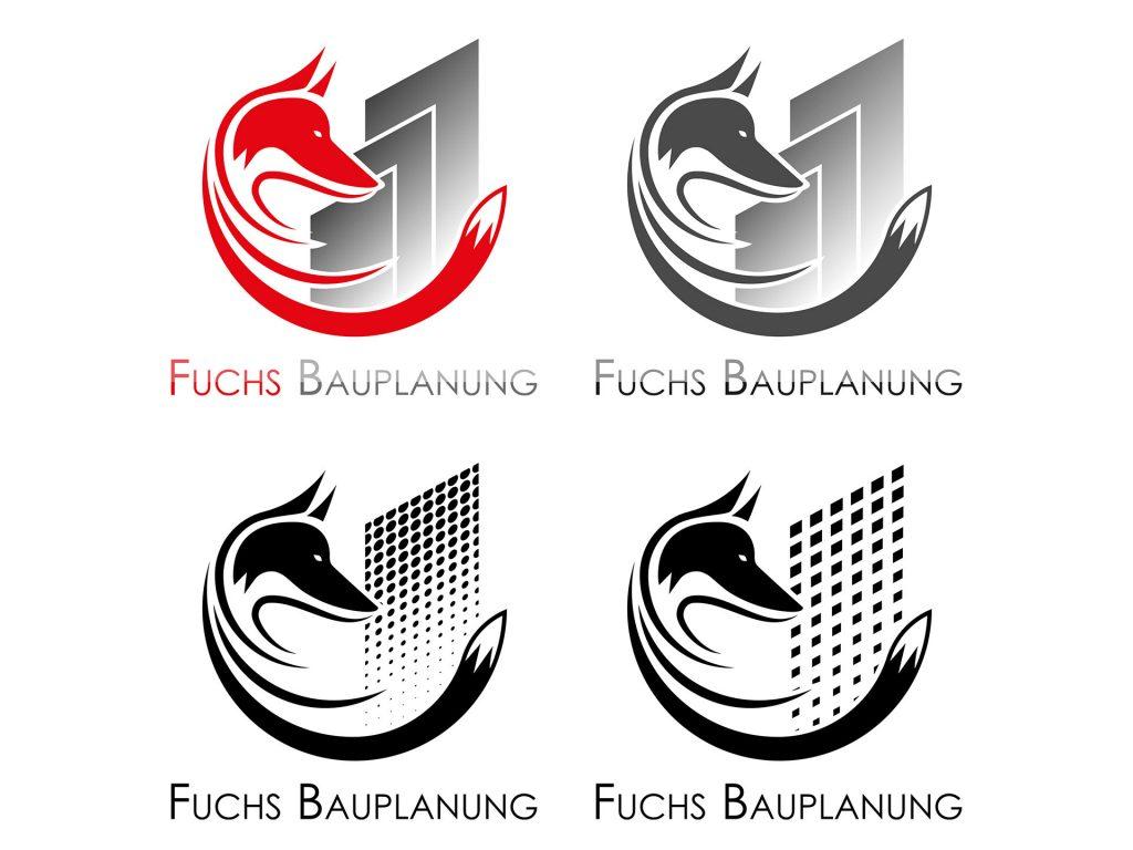 Das neue Logo der Fuchs Bauplanung