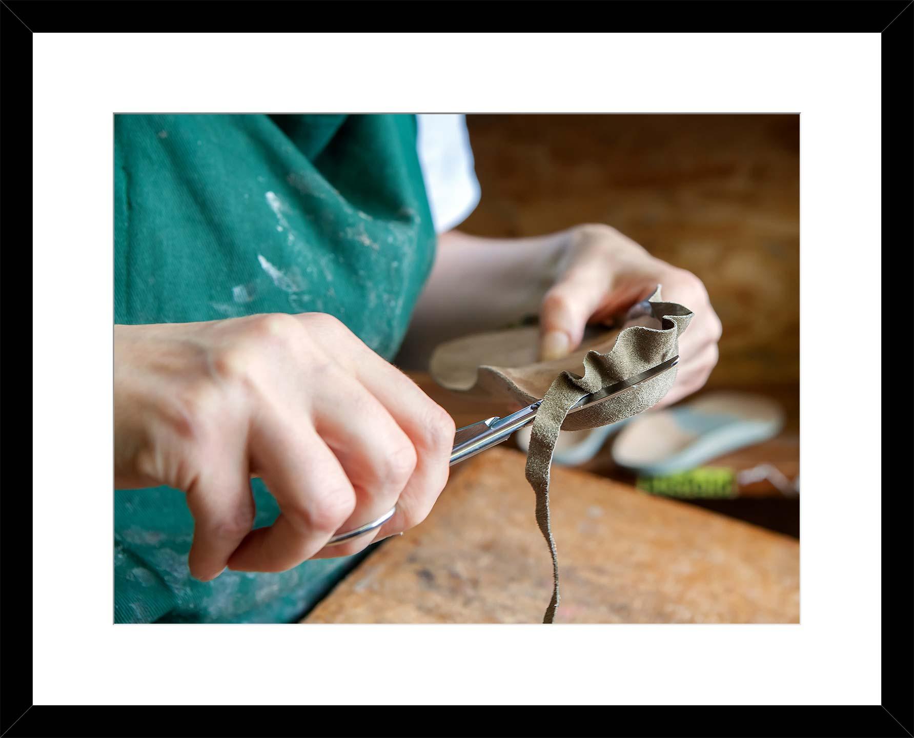 Orthopädie Schuhtechnik ist Handwerk