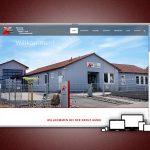 Website für die Kreuz GmbH in Meiningen/Dreißigacker