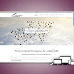 Website Finanzagentur Doreen Bock GmbH - Finanzdienstleister