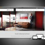 Die neue Website der Versbach Metallbau Thüringen GmbH unter versco.de