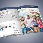 Versco Katalog Vordächer, 24 Seiten, DIN A4