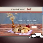 Eine Website für die Landbäckerei Koch in Herpf