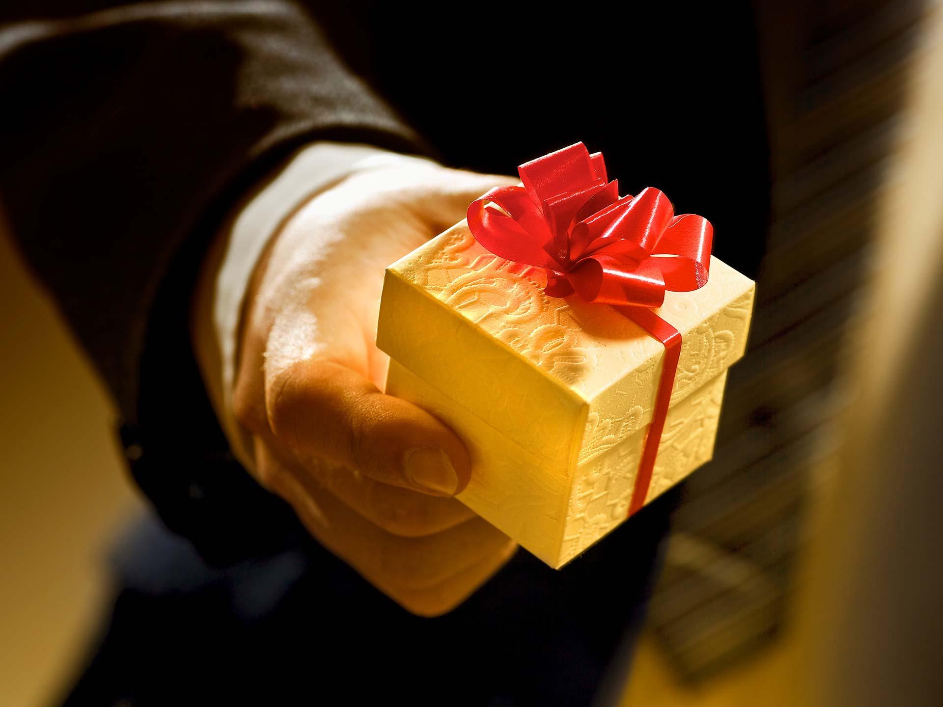 Weihnachtszeit - Geschenkezeit!