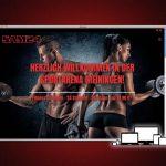 Website für die Sportarene Meiningen - SAM24 GmbH