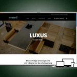 Neue Website für die r-therm GmbH