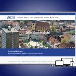 DSV GmbH Suhl mit neuer Website