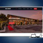 Website für lusysteme – Metallbau Bellmann GmbH